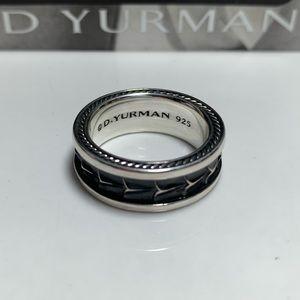 David Yurman Armory Band Ring